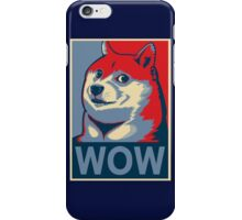 Wow! iPhone Case/Skin