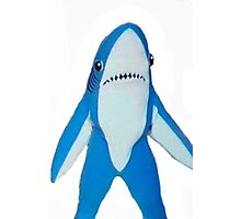 Katy Perry Shark Photographic Print