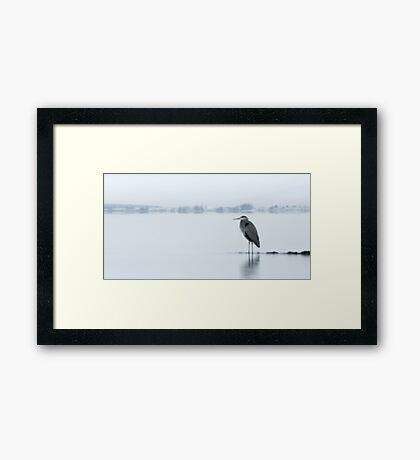 Quiet Serenity Framed Print