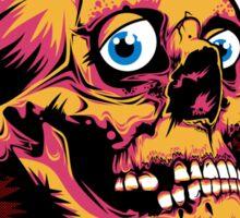 Skull Shaman Sticker