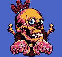 Skull Shaman by AutoSave