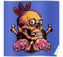 Skull Shaman Poster