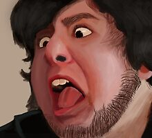 Jontron - ECH!!! by MaximumLobsters
