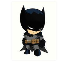 Chibi Batman Art Print