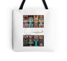 CLUTCH EARTH ROCKER Tote Bag