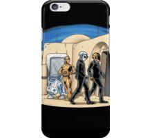 Daft Cantina iPhone Case/Skin