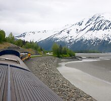 Train to Seward by Robert Elliott