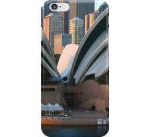 Sydney Opera House at Dawn iPhone Case/Skin