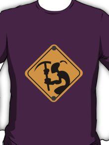 Oddworld Mudokon Mining Sign T-Shirt