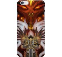 Diablo 3 - The Angel of Justice iPhone Case/Skin
