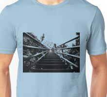 Stair Stepper Unisex T-Shirt