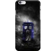 Doctor Who Tardis Shadow iPhone Case/Skin