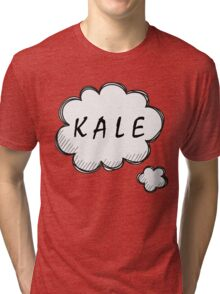 Thinking about Kale Tri-blend T-Shirt