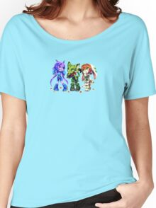 Freedom Planet - Kiwiggle Design Women's Relaxed Fit T-Shirt