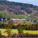 Farm Country Vermont by Deborah  Benoit