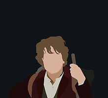 Bilbo Baggins by Diddlys-Shop