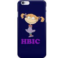 HBIC Angelica iPhone Case/Skin