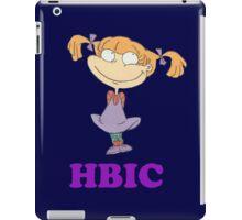 HBIC Angelica iPad Case/Skin