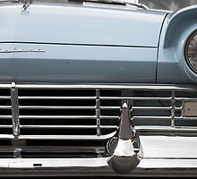 Blue Fairlane by Chipper