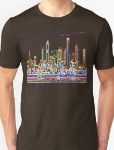 Glowing City T-Shirt