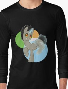 Split Long Sleeve T-Shirt