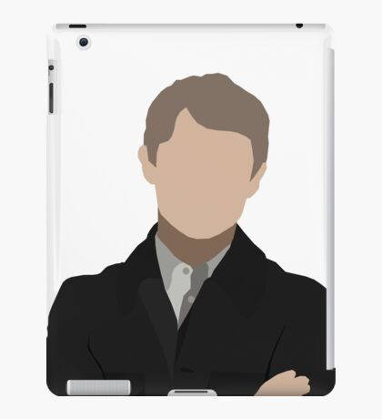John H. Watson iPad Case/Skin