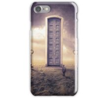 Where the big things are iPhone Case/Skin