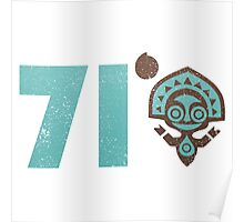 Disney - Polynesian Resort 71 V.01 Poster
