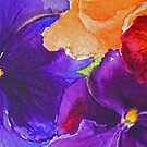 Pansies by Rowi