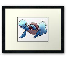 Starter Pokemon: Squirtle Framed Print