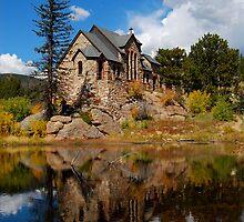 The Chapel On The Rock by Pamela Hubbard