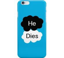 Should Have Read The Book  iPhone Case/Skin