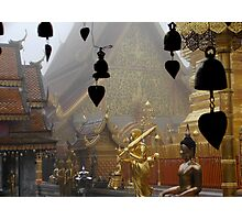 Doi Suthep - Chiang Mai - Thailand Photographic Print