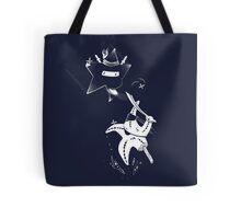 War Stars Tote Bag