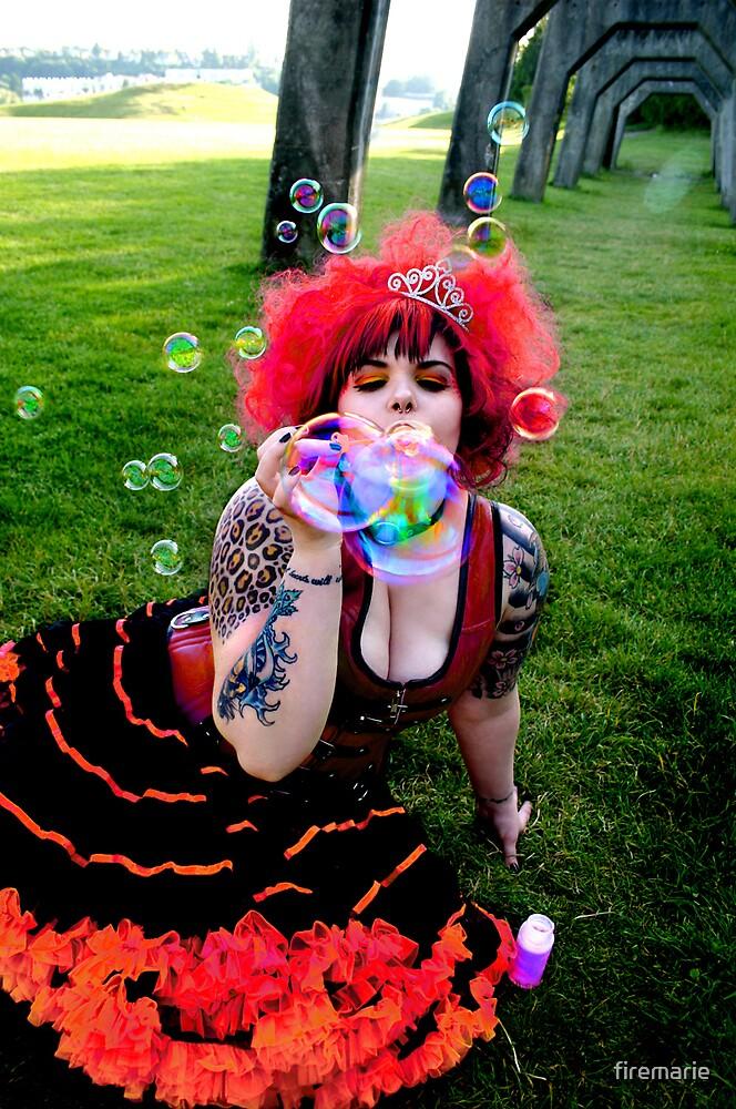 Bubbles 2 by Lividly Vivid