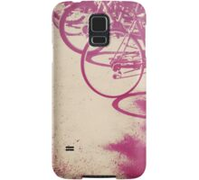 Bicycles Samsung Galaxy Case/Skin