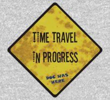 Time Travel Caution T-Shirt
