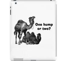 Funny Camels iPad Case/Skin