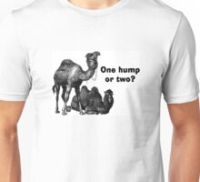 Funny Camels Unisex T-Shirt