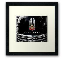 Cadillac Car Framed Print