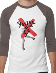 Desire for seX Men's Baseball ¾ T-Shirt