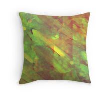 The Warmth of Spring Throw Pillow