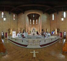 St. Brigid's Church, Brisbane. by David James