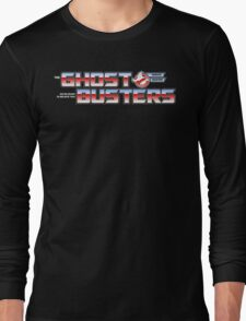 TF Ghostbusters (Ready 2 Believe) Blk ver.3 Long Sleeve T-Shirt