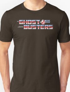 TF Ghostbusters (Ready 2 Believe) Blk ver.3 Unisex T-Shirt