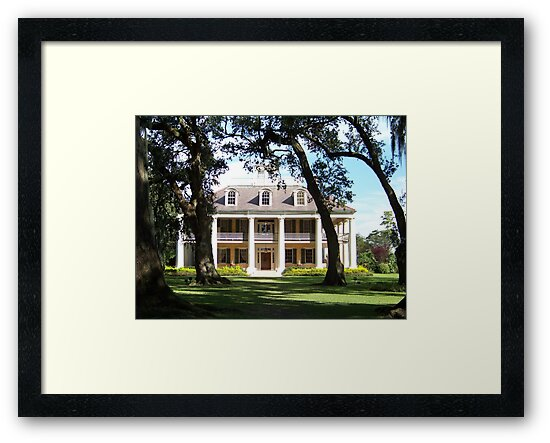 The Crown Jewel of River Road- Houmas House Plantation by Forget-me-not