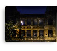 Night and the City Canvas Print