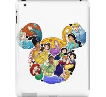 Princess Mickey Ears iPad Case/Skin