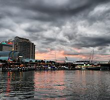 Sydney, Darling Harbour III by andreisky