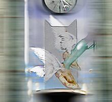 Running On the Wings of Time by Linda Cutche